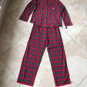 Ralph Lauren 2PC Pajama